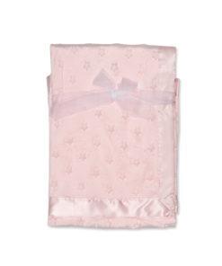 Pink Heart Wrap/Blanket