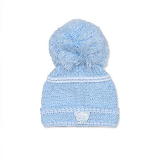 Blue Teddy Hat