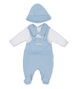 Blue Outfit Little and Handsome