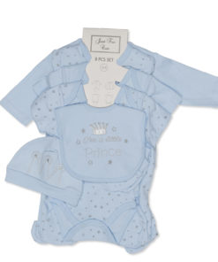 Blue 8 Piece Set Prince