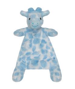Boys Giraffe Blue Comforter