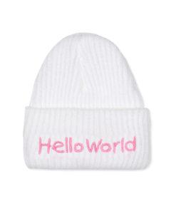 Girls Pink Hello World
