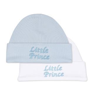 Boys Little Prince Beanie Hats