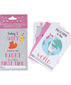 Girls Memory Cards Pink
