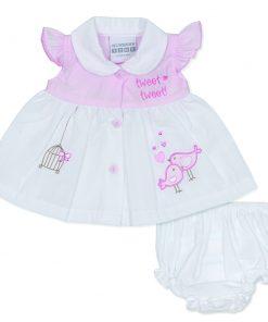 Girls Birdcage Dress