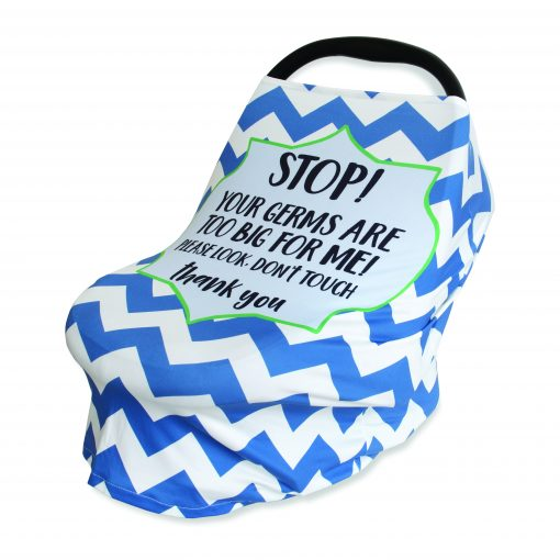 Boys Baby Carrier Cover