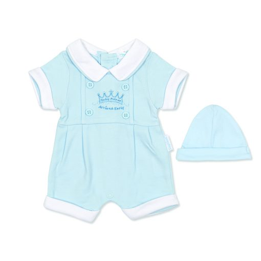 Boys Baby Prince Shorts