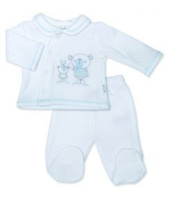 Boys Teddy Jacket and Trousers
