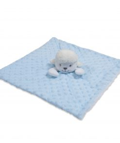 Boys Lamb Comforter